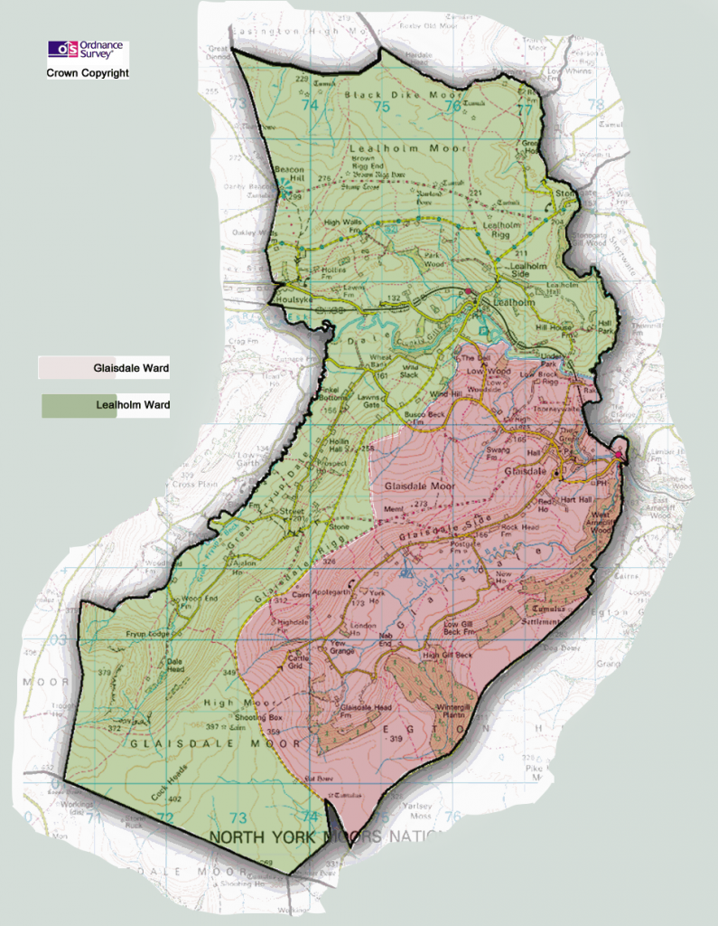 Image showing Parish area.